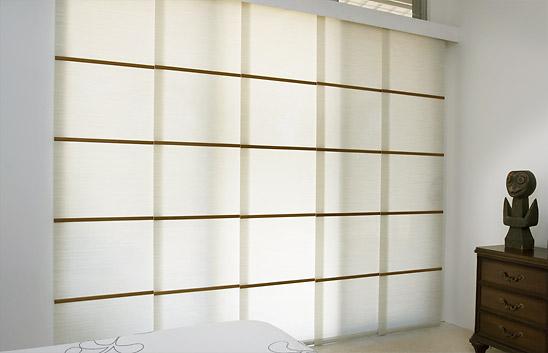 Tejidos para cortinas decorex sistemas de cortinas panel - Sistemas para cortinas ...