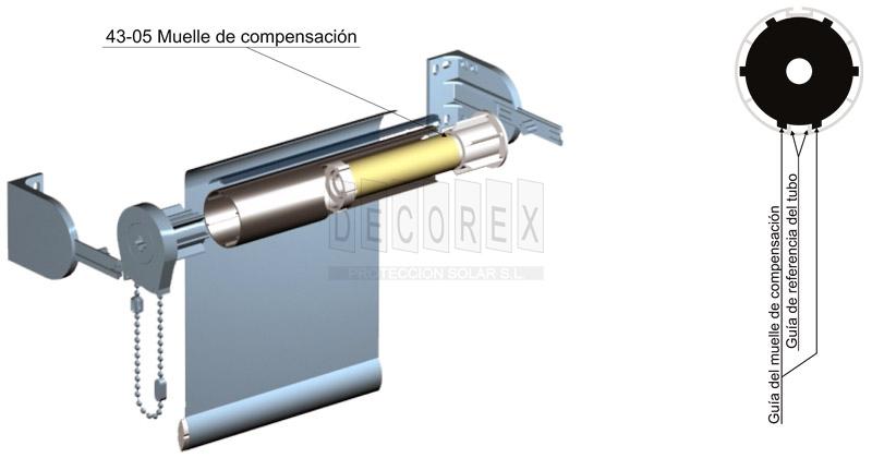 Tejidos para cortinas decorex sistemas de cortinas for Sistemas para colgar cortinas