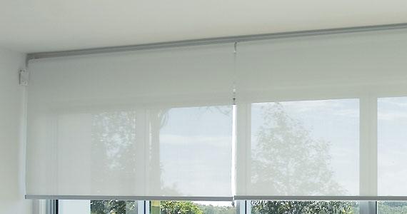 Tejidos para cortinas elementos de cortinas gu a de - Cortinas de screen ...